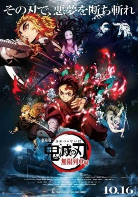 Demon Slayer -Kimetsu no Yaiba- The Movie: Mugen Train (Dub)